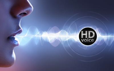 HD Voice Sprachqualität jetzt auch für VCConnect