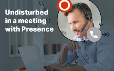 Coligo DESKTOP – ungestört in Online-Meetings mit Statusanzeige